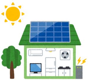 太陽エネルギーを活用できるエコな注文住宅